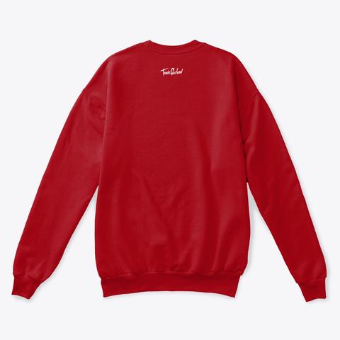 Good Woman | Drop 01 Deep Red  T-Shirt Back