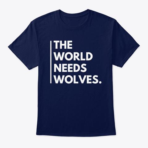 Lobo Week 2020 English Shirt