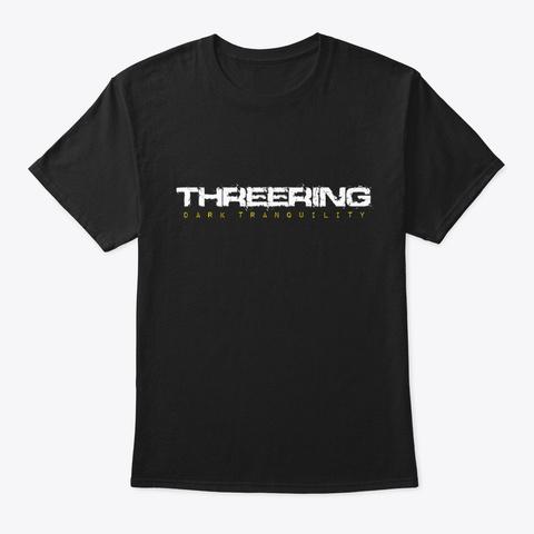 Dark Tranquility Logo Shirt Black T-Shirt Front