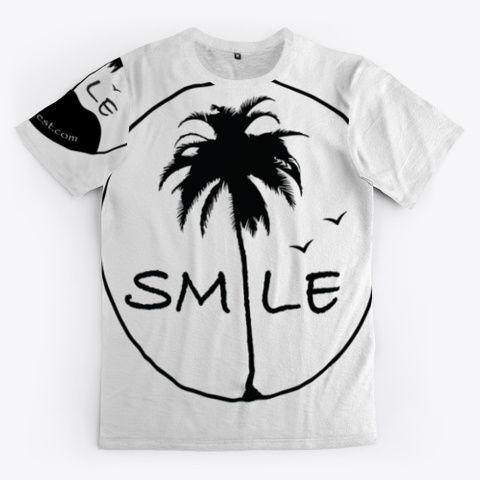 Smiley T Standard T-Shirt Front