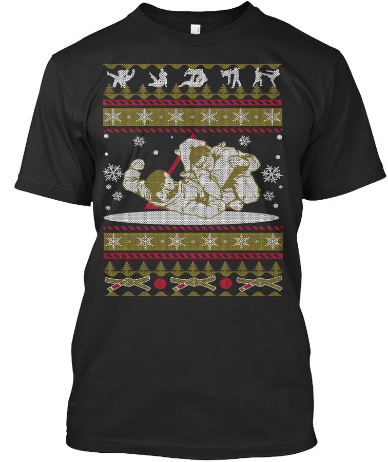 [limited Edition] Jiu Jitsu Ugly Sweater SweatShirt