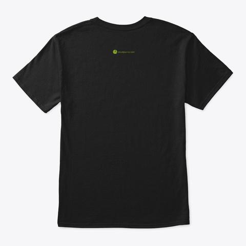 Image Not Opening Black T-Shirt Back