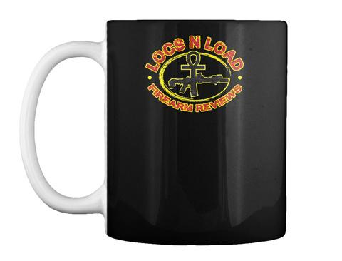 Llfr Mean Mug Black T-Shirt Front