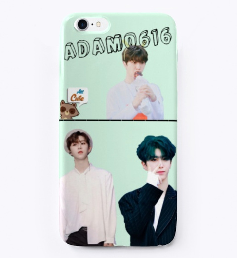 Fan Cheng Cheng Phonecase  Adam0616 Mint T-Shirt Front