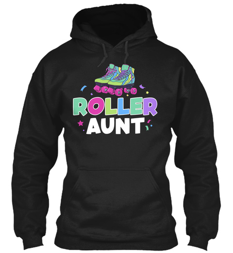 Roller Skate Aunt Shirt Unisex Tshirt