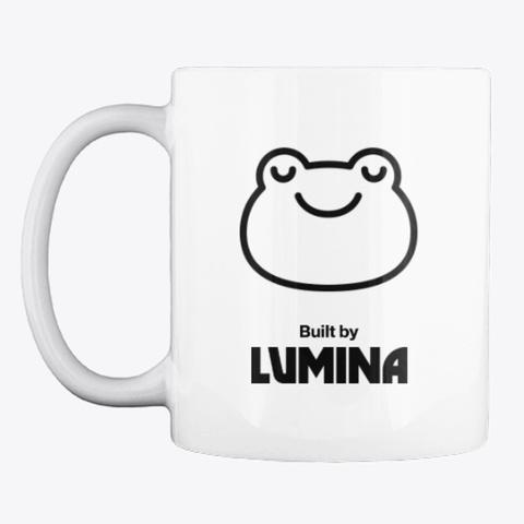 Lumina Mug White T-Shirt Front