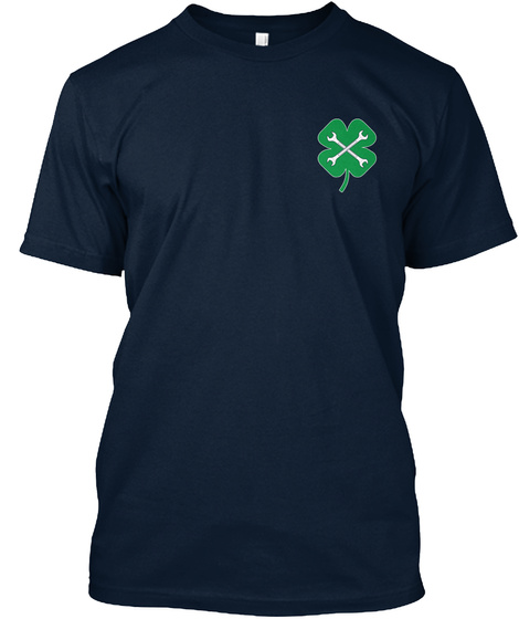 Pipeliner We're Good New Navy T-Shirt Front