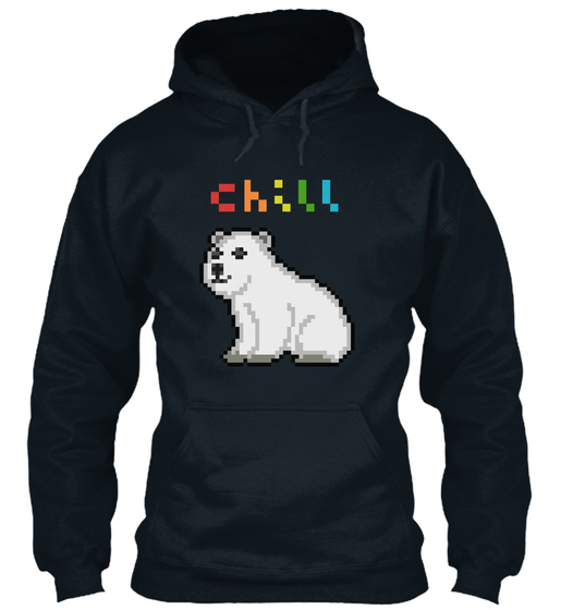 Chill Sweatshirt Front