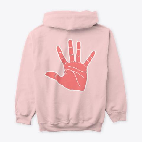 Psych! Light Pink T-Shirt Back