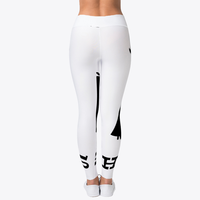 The Dog Is Harmless Funny Women's Print Fitness Stretch