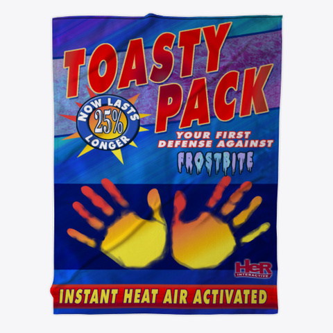 Nancy Drew: Toasty Pack Standard T-Shirt Front