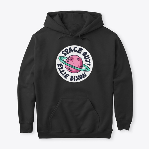 Space Out! Black Kaos Front