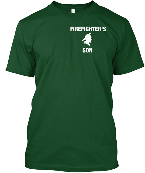 Firefighters Son Deep Forest Kaos Front