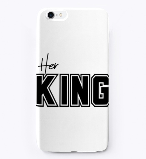 Her King Standard T-Shirt Front