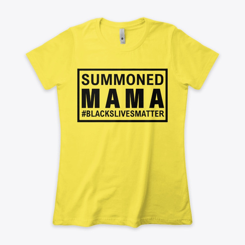 Limited Edition T Shirt Vibrant Yellow T-Shirt Front