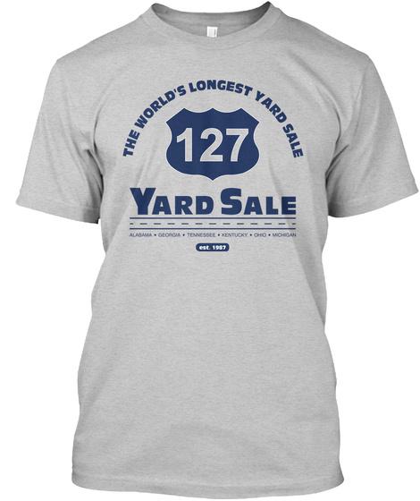 127 Yard Sale T-shirt (2014-2) SALE