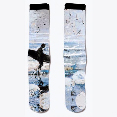 Socks Lover  Standard T-Shirt Front