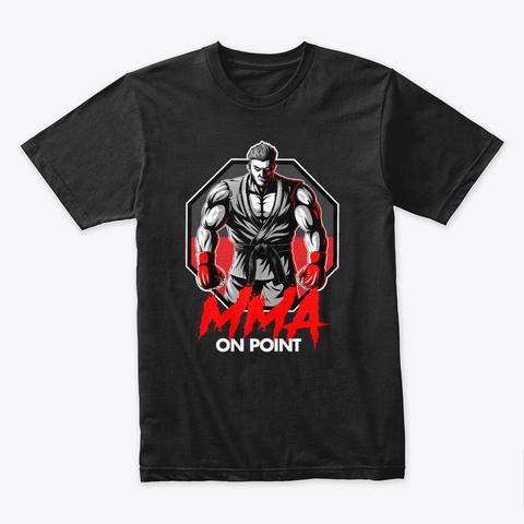 Superfight T Shirt Black T-Shirt Front