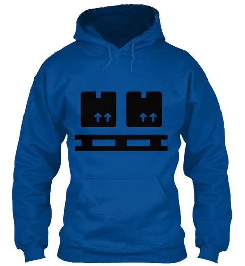 Pallet Royal Sweatshirt Front
