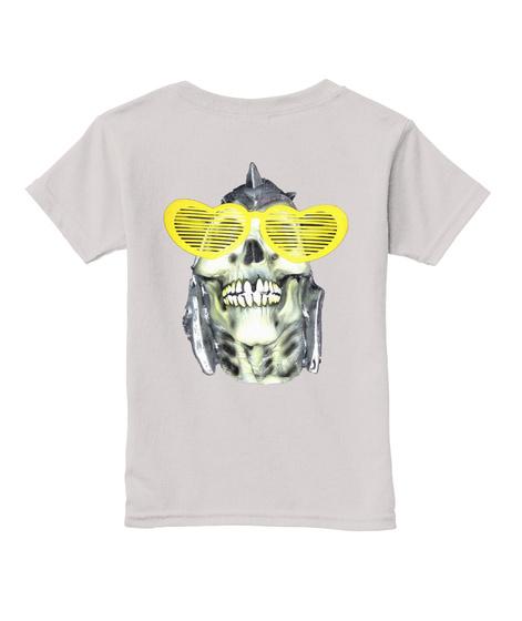 Pretty Fly Sport Grey  T-Shirt Back