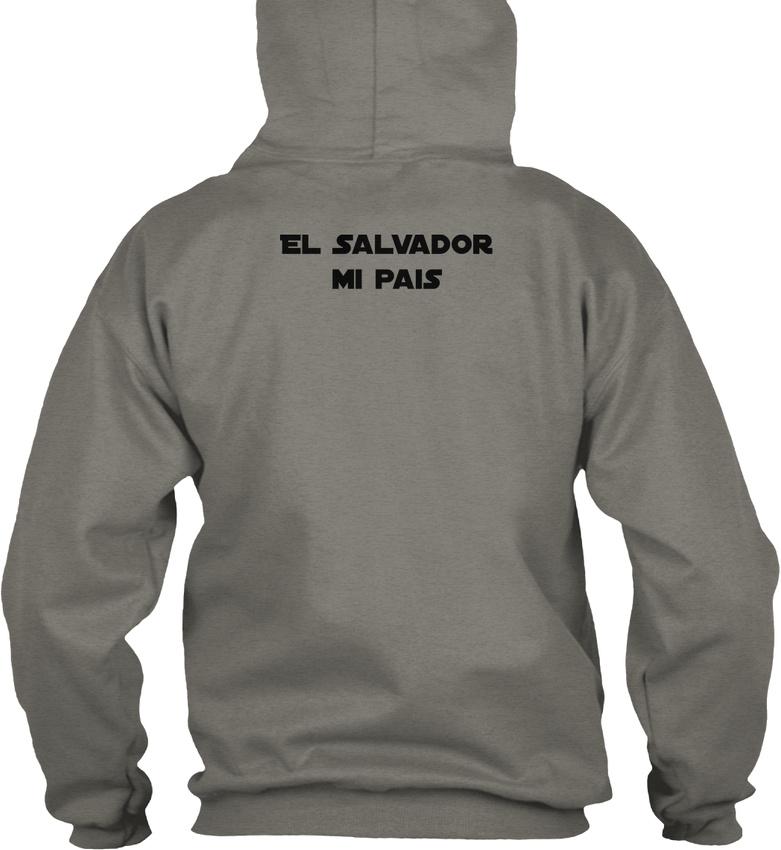 El-Salvador-Mi-Pais-Republica-De-En-La-America-Gildan-Hoodie-Sweatshirt thumbnail 18