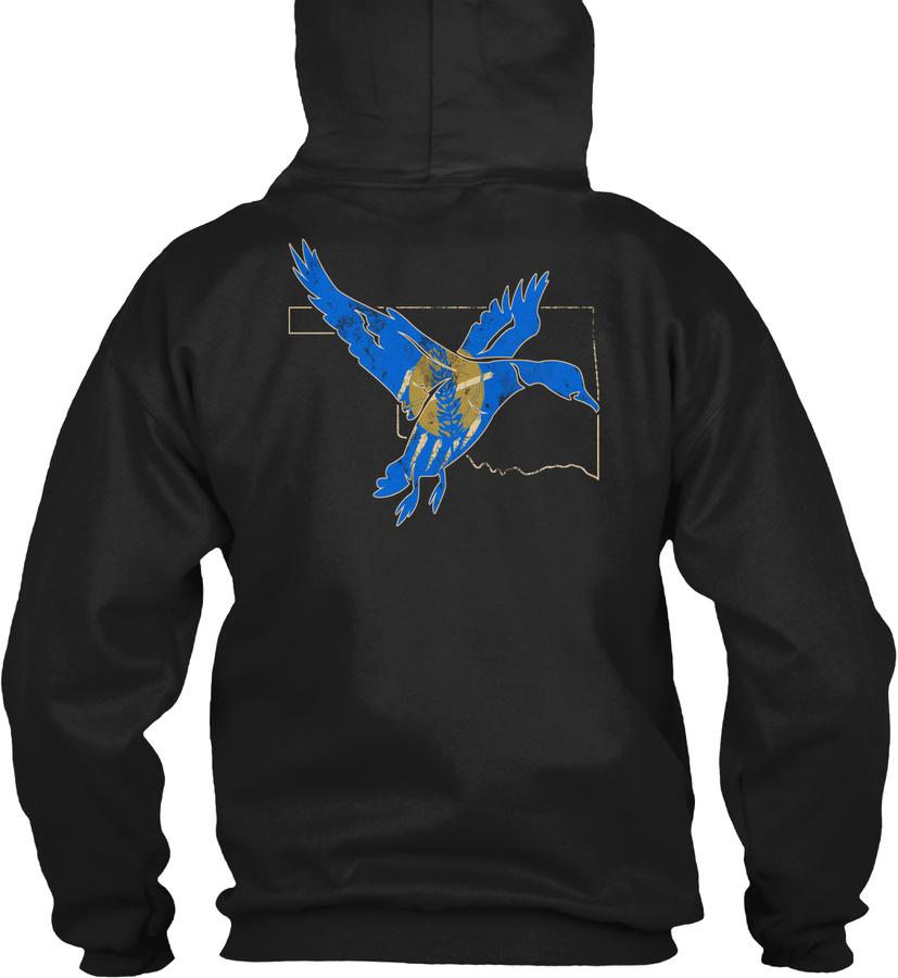 1116 Oklahoma Duck Hunting Waterfowl Unisex Tshirt