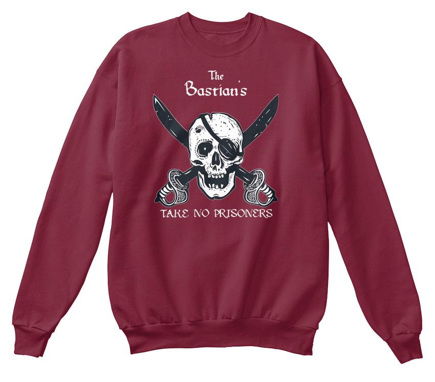 De de Bastian prisonniers Ne Pas Prends des standard unisexe Sweat shirt Prisonniers Bastian UtTpwP744