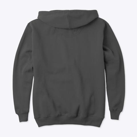 Bear A.F. Charcoal T-Shirt Back