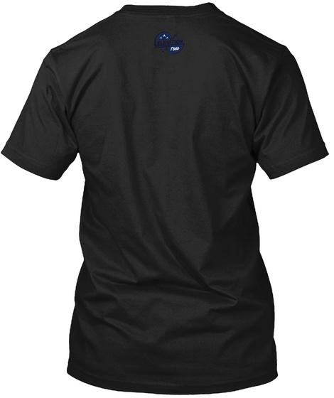 Elevation Black T-Shirt Back
