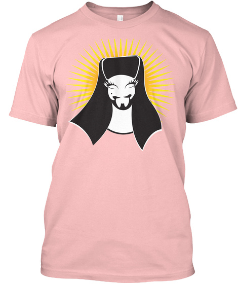 Capitol City Sisters T Shirts  Pale Pink T-Shirt Front