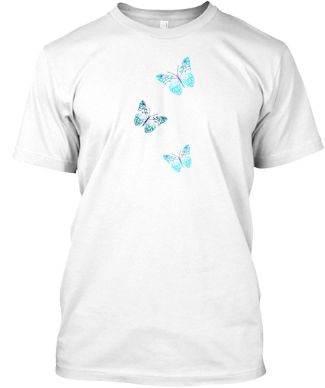 Changing The Candle Business Forever. White T-Shirt Front