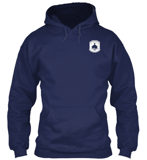 Relaunched!!! Not Sold In Stores Navy Sweatshirt Front