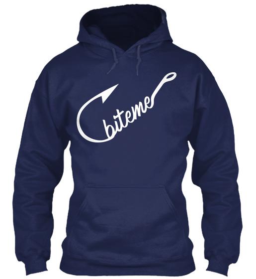 Biteme Sweatshirt Front