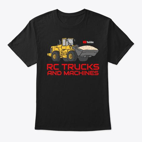 Camiseta Edicion 100000 Subcriptores Black T-Shirt Front