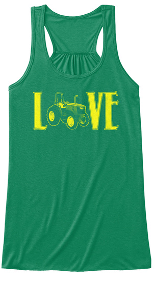 Love Kelly Women's Tank Top Front