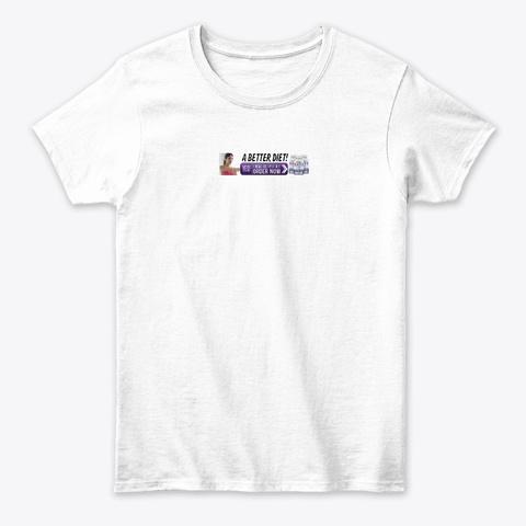 Pro Core Keto | Best Diet Formula, Buy?  White T-Shirt Front