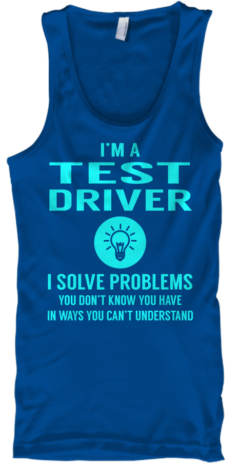 Test Driver - Solve Problems SweatShirt