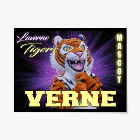 Verne Standard T-Shirt Front