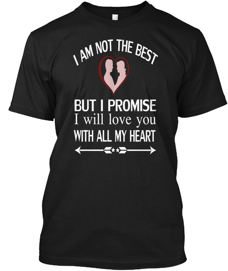 Valentine Day  Black Camiseta Front