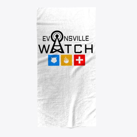 Evansville Watch Standard T-Shirt Front