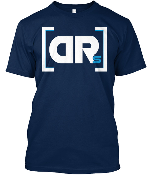 [Ars] Navy T-Shirt Front
