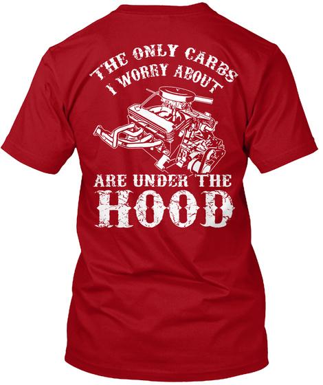 Muscle Car Fanatics Shirt Under The Hood