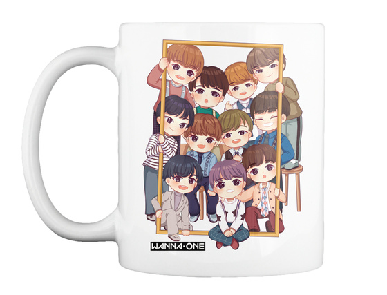 wanna one 1-1=0 chibi tshirt