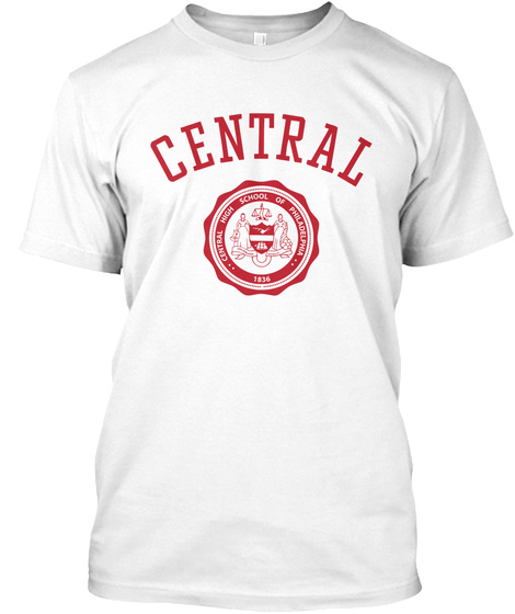 250 Central High School of Philadelphia Unisex Tshirt