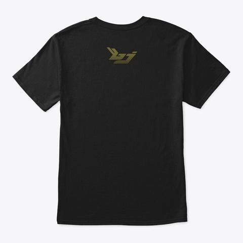 Brian Jacobson's Wwe2 K20 Merch T Shirt Black T-Shirt Back