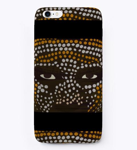 Organic Tatoo, Remarking Africa!!! Black T-Shirt Front