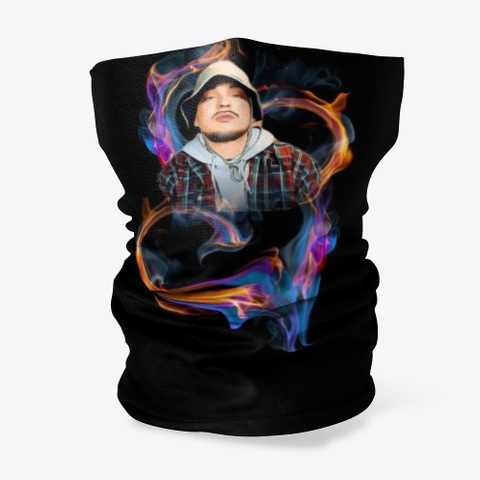The Magic Of Peso Black T-Shirt Front