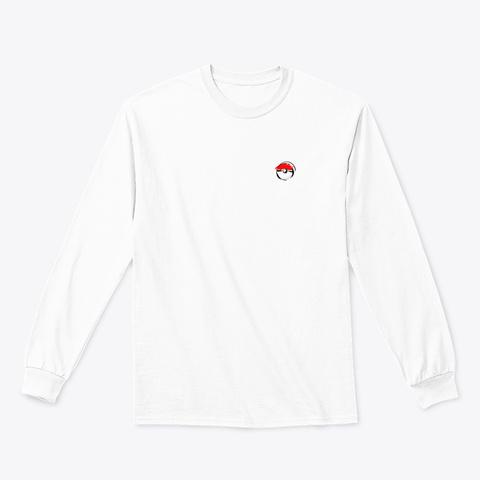 Firts Shirt White T-Shirt Front