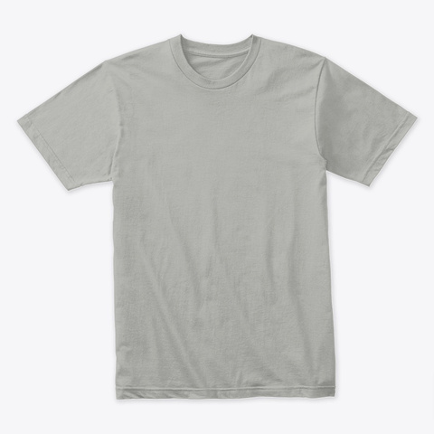 Stop Motion For Autism Light Grey T-Shirt Front