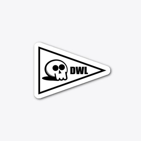 Dwl Sticker Standard T-Shirt Front